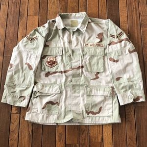 U.S. Air Force Central Command Jacket